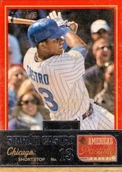 2013 Panini America's Pastime Baseball Cards 22