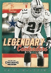 2013 Panini Contenders Football Cards 26