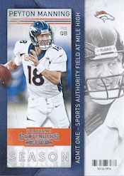 2013 Panini Contenders Football Cards 21