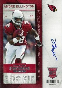 2013 Panini Contenders Rookie Ticket Autographs Variations Guide 57