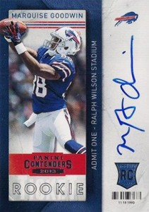 2013 Panini Contenders Rookie Ticket Autographs Variations Guide 92