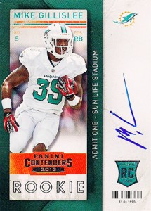 2013 Panini Contenders Rookie Ticket Autographs Variations Guide 95