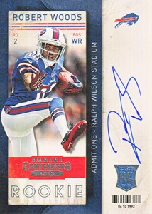 2013 Panini Contenders Rookie Ticket Autographs Variations Guide 103