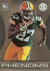 2013 Panini Totally Certified Eddie Lacy RC 218 215x300 Image