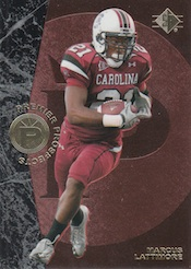 2013 SP Authentic Football Cards 27