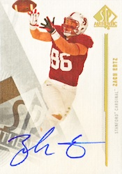 2013 SP Authentic Football Cards 26