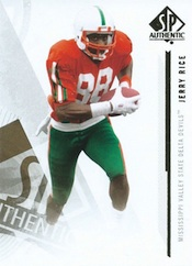 2013 SP Authentic Football Cards 23