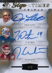 2013 SP Authentic Football Cards 35
