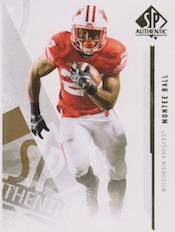 2013 SP Authentic Football Cards 21