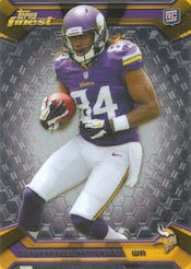 Cordarrelle Patterson Rookie Card Guide 20