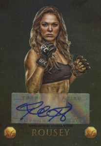 Rowdy Returns! Top Ronda Rousey MMA Cards 9