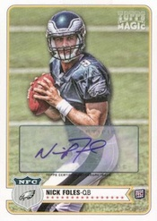 2013 Topps Magic Football Cards 28