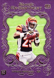 2013 Topps Magic Football Cards 33