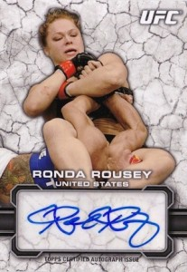 Rowdy Returns! Top Ronda Rousey MMA Cards 6