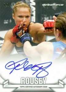 Rowdy Returns! Top Ronda Rousey MMA Cards 10