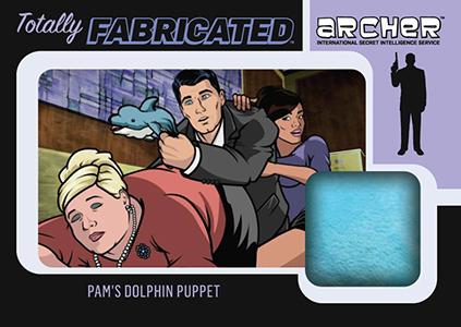 2014 Cryptozoic Archer Seasons 1-4 Trading Cards 25