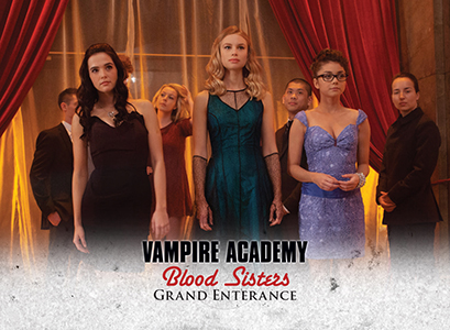 2014 Leaf Vampire Academy: Blood Sisters Trading Cards 19