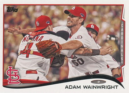 2014 Topps Series 1 Baseball Variation Short Prints Guide 119