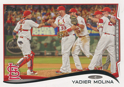 2014 Topps Series 1 Baseball Variation Short Prints Guide 34