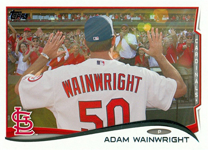 10 Awesome Images from 2014 Topps Series 1 Baseball 9
