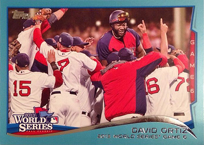 10 Awesome Images from 2014 Topps Series 1 Baseball 5