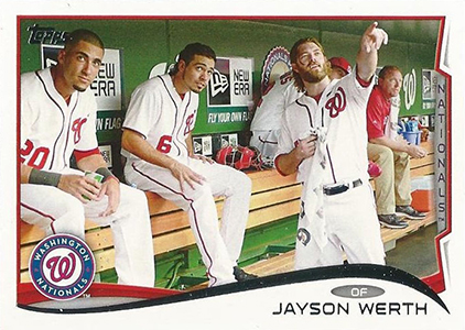 10 Awesome Images from 2014 Topps Series 1 Baseball 6