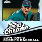 2014 Topps Chrome Baseball Cards