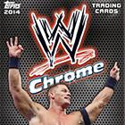 2014 Topps Chrome WWE Wrestling Cards