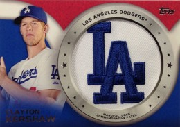 2014 Topps Series 1 Retail Commemorative Patch and Rookie Patch Guide 22