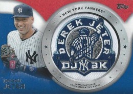 2014 Topps Series 1 Retail Commemorative Patch and Rookie Patch Guide 18