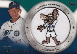 2014 Topps Series 1 Retail Commemorative Patch and Rookie Patch Guide 6