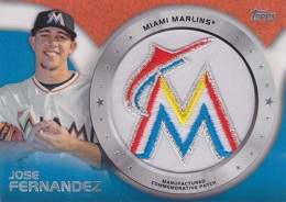 2014 Topps Series 1 Retail Commemorative Patch and Rookie Patch Guide 10