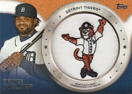 2014 Topps Series 1 Retail Commemorative Patch and Rookie Patch Guide 2