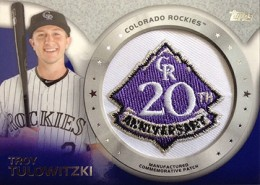 2014 Topps Series 1 Retail Commemorative Patch and Rookie Patch Guide 21