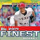 2014 Topps Finest Baseball Cards
