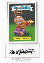 2014 Topps Garbage Pail Kids Series 1 Trading Cards 24