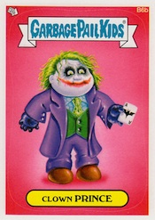 2014 Topps Garbage Pail Kids Series 1 Trading Cards 25