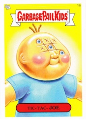 2014 Topps Garbage Pail Kids Series 1 Trading Cards 21