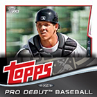 2014 Topps Pro Debut Baseball Cards