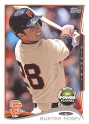 2014 Topps Series 1 Baseball Cards 41