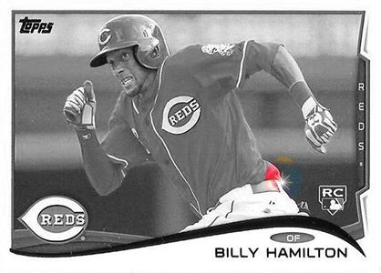 2014 Topps Baseball Sparkle Variation Spotter 9