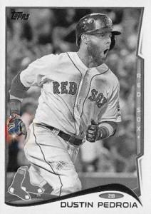 2014 Topps Baseball Sparkle Variation Spotter 28