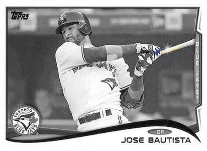 2014 Topps Baseball Sparkle Variation Spotter 46