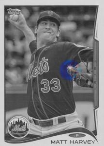 2014 Topps Baseball Sparkle Variation Spotter 8
