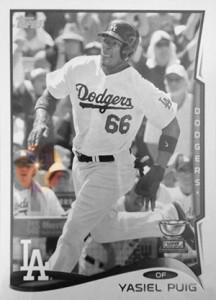 2014 Topps Baseball Sparkle Variation Spotter 50
