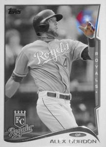 2014 Topps Baseball Sparkle Variation Spotter 18