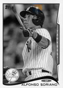2014 Topps Baseball Sparkle Variation Spotter 41