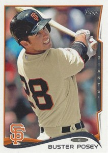 2014 Topps Series 1 Baseball Variation Short Prints Guide 29