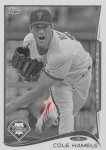 2014 Topps Baseball Sparkle Variation Spotter 32