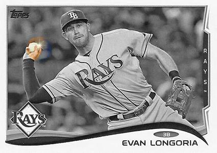 2014 Topps Baseball Sparkle Variation Spotter 49